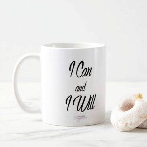 I can I will mug