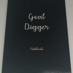 goal diggers notebook