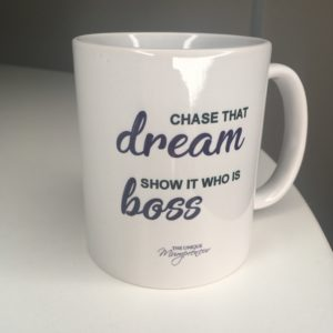chase that dream show it who's boss