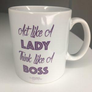 Act Like a Lady, Think Like a Boss